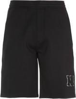 Neil Barrett Plain Color Shorts