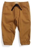 Tucker + Tate Infant Boy's Twill Jogger Pants