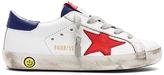 Golden Goose Deluxe Brand Superstar Sneaker in White
