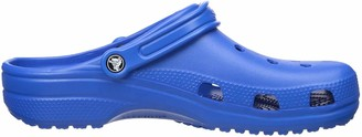 Crocs Classic Clog|Comfortable Slip On Shoe|Casual Water Shoe Bright Cobalt 14 US Women / 12 US Men
