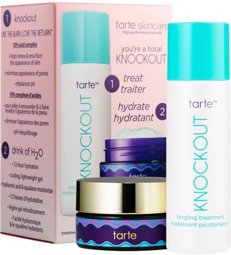 Tarte You're A Total Knockout Skincare Set