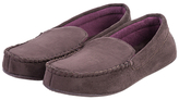 Totes Sueduette Moccasin Slippers