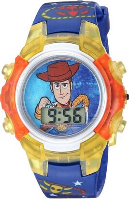 Disney Quartz Watch with Plastic Strap