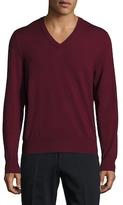 Brooks Brothers V-Neck Biella Sweater