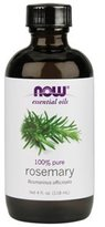 NOW 100% Pure Rosemary Oil 4 oz 8154589