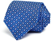 Turnbull & Asser Twisting X's Wide Tie