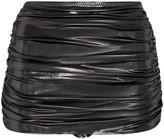 Thumbnail for your product : Norma Kamali Bill high-rise bikini bottoms