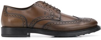 Tod's Leather Brogues