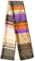 Missoni Multicolor Silk Scarf