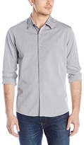 Kenneth Cole Reaction Men's Ss Slm Prmo Chk, Value Not Found