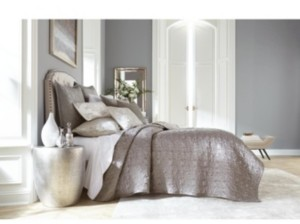 Hotel Collection Classic Embossed Jacquard Queen Coverlet Bedding