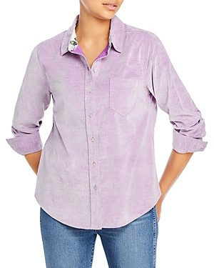 Tommy Bahama Coasta Cord Button Front Shirt