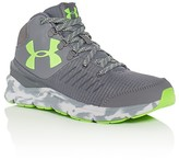 Under Armour Boys' Overdrive Mid Top Sneakers - Big Kid