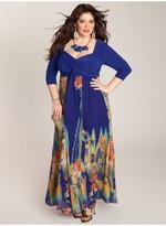 IGIGI Chrissy Plus Size Maxi Dress