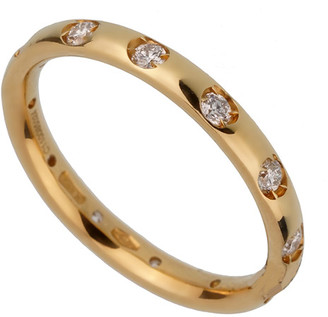 Pomellato 18K 2.30 Grams 0.35 Ct. Tw. Diamond Ring