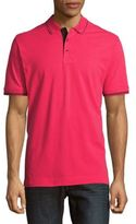 Robert Graham Classic-Fit Cotton Polo