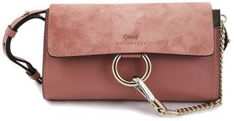 Chloé Faye wallet on strap