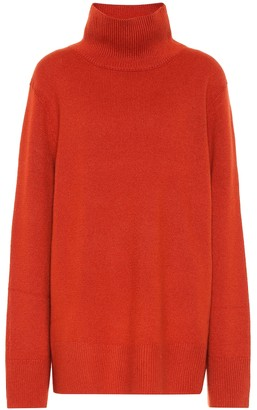 The Row Milana wool and cashmere sweater