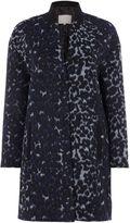 InWear Leopard print coat