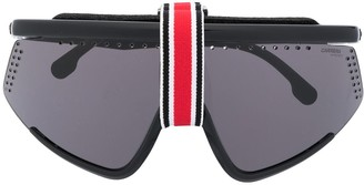 Carrera Oversized Mask Sunglasses