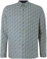 Peter Werth Men's Regent Floral Cotton Stretch Shirt