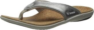 Spenco Women's Yumi Metallic Sandal