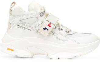 MAISON KITSUNÉ x Brandedblack Milsopec sneakers