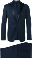 Tagliatore peaked lapels two-piece suit - men - Cotton/Cupro/Virgin Wool - 50