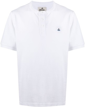 Vivienne Westwood Logo Polo Shirt