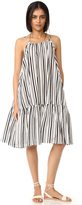 MinkPink Riviera Getaway Stripe Swing Dress