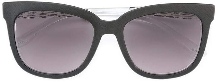 HUGO BOSS cat eye frame sunglasses