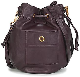 Sabrina APRIL women's Shoulder Bag in Bordeaux