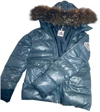 Pyrenex \N Grey Fox Coat for Women