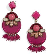 BaubleBar Women's Venette Drop Earrings