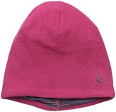 Cuddl Duds Women's Reversible Fleece and Jersey Beanie