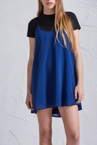 The Fifth Label Cross Back Mini Dress