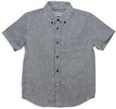 Sovereign Code Boys' Crystal Cove Short Sleeve Shirt