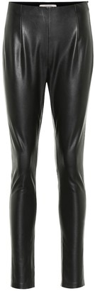 Dorothee Schumacher Sleek Performance faux leather pants