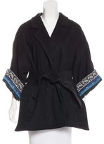 Kenzo Wool & Cashmere Coat