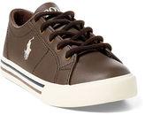 Ralph Lauren Little Kid Scholar Faux-Leather Sneaker