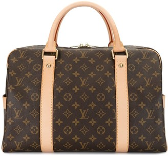 Louis Vuitton 2011 Pre-Owned Travel Holdall