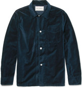Our Legacy - Cotton-velvet Overshirt