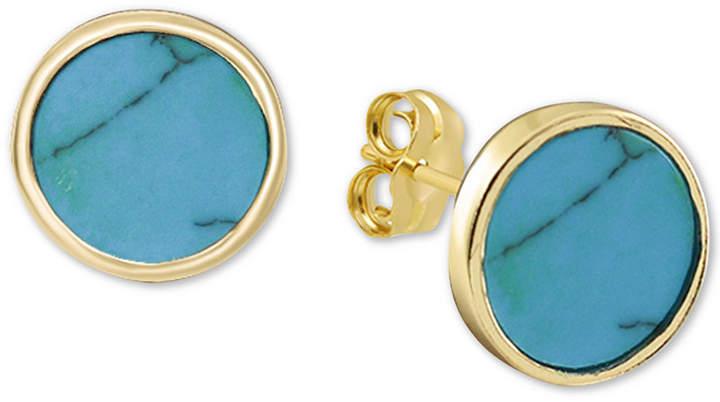 619f6cf62 Turquoise Stud Earrings - ShopStyle