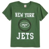 Junk Food Clothing Kick Off New York Jets T-Shirt (Toddler Boys, Little Boys & Big Boys)