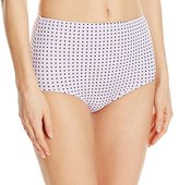 Warner's Women's No Wedgies No Worries Modern Brief Panty