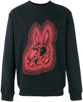 McQ by Alexander McQueen Bunny Be Here Now sweatshirt