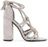 Senso Vanita sandals - women - Suede/Synthetic Resin/Kid Leather - 35