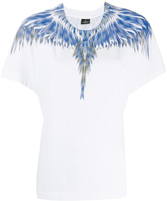 Marcelo Burlon County of Milan Squared Wings T-shirt