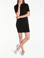 Nümph Sylva Knitted Dress, Caviar