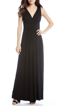 Karen Kane Jersey Knit Maxi Dress